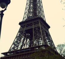 Meet Me Under the Eiffel Sticker