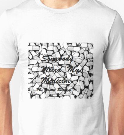 The Pretty Reckless - Medicine Unisex T-Shirt