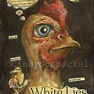 White Lies by Cindy Schnackel