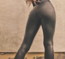 Obscene Leggings. Love Them! 3 Sticker