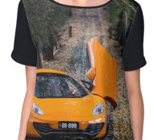 McLaren MP4-12C Spider Chiffon Top