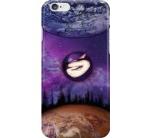 The World We Know iPhone Case/Skin