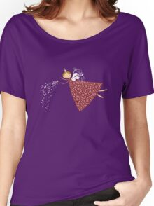 Magical Snowflakes Fairy Women's Relaxed Fit T-Shirt