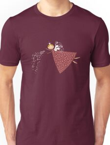 Magical Snowflakes Fairy Unisex T-Shirt