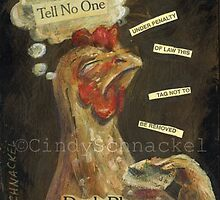 Tell No One by Cindy Schnackel