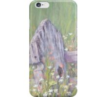 The Old Fence AC151005c-12 iPhone Case/Skin
