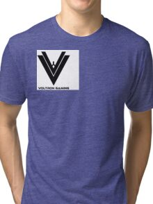 Voltron Gaming Tri-blend T-Shirt