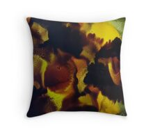 Walks with Dragons Throw Pillow