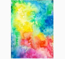 Awesome cute - Rainbow Watercolor - Tie Dye pride - T shirts + MORE! Unisex T-Shirt