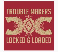 CROOKS TROUBLE MAKERS by CROOKSCREW