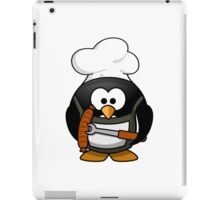 PENGUIN CHEF iPad Case/Skin