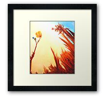 My Drifting Soul of Solace Framed Print