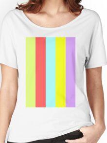Colour Fields Women's Relaxed Fit T-Shirt