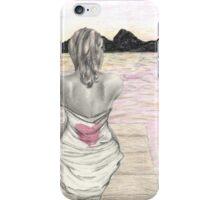 Hurt but Here iPhone Case/Skin