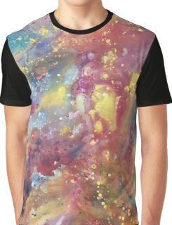 Galaxy Genesis 1 Graphic T-Shirt