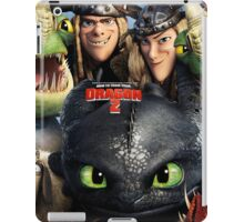 How To Train Your Dragon 01 iPad Case/Skin