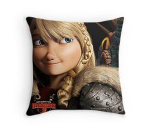 How To Train Your Dragon 04 Throw Pillow