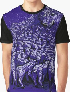 journey to wolf mountain Graphic T-Shirt