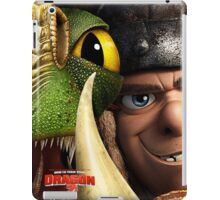 How To Train Your Dragon 02 iPad Case/Skin
