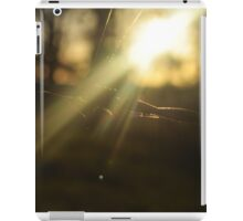 Peeking Through The Fence iPad Case/Skin
