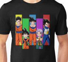 Prints of All Saiyans Unisex T-Shirt