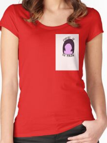 Empire of the Penguin Women's Fitted Scoop T-Shirt
