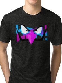 WAH Waluigi Tri-blend T-Shirt