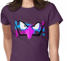 WAH Waluigi Womens Fitted T-Shirt
