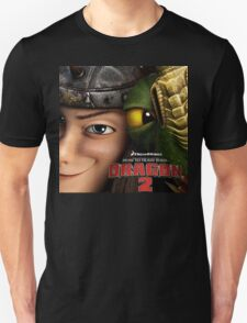 How To Train Your Dragon 03 Unisex T-Shirt