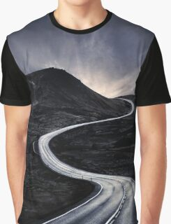 To Where The Darkness Ends Graphic T-Shirt
