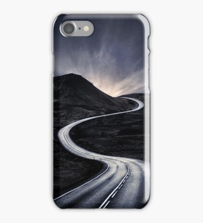 To Where The Darkness Ends iPhone Case/Skin