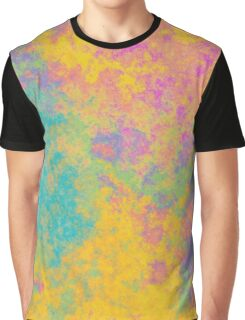 pastel scatter Graphic T-Shirt