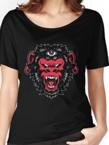 Demon Monkey Women's Relaxed Fit T-Shirt