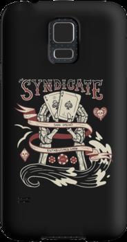 Syndicate by lightningmoth