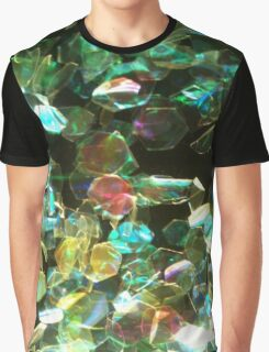 Sparkling Gems Graphic T-Shirt