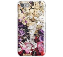 Flower series iPhone Case/Skin