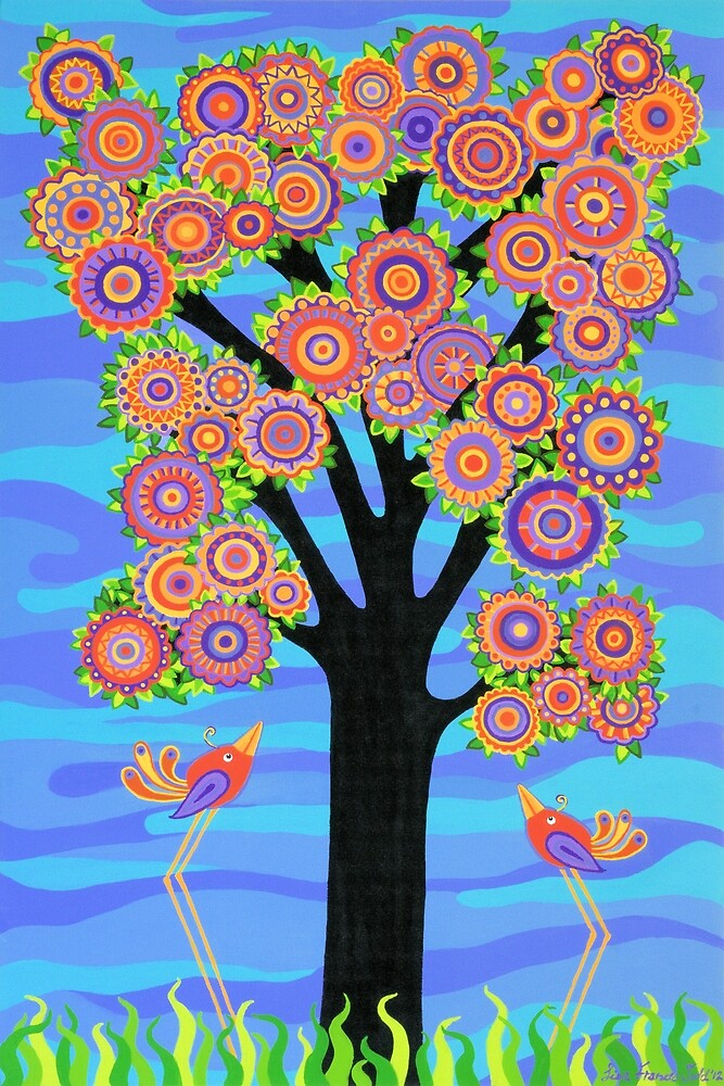 The Blessing Tree by Lisafrancesjudd