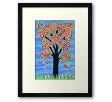 The Blessing Tree Framed Print