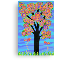 The Blessing Tree Canvas Print