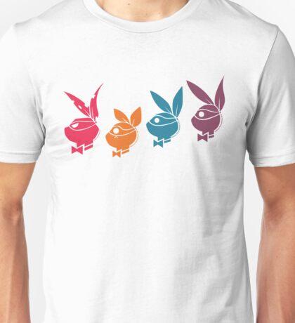 TMNT: Playboy Turtles Unisex T-Shirt