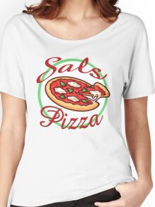 Sal's Pizza Women's Relaxed Fit T-Shirt