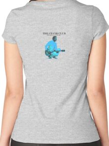 The Crank Club  MO Women's Fitted Scoop T-Shirt
