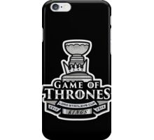 A Real Game of Thrones iPhone Case/Skin