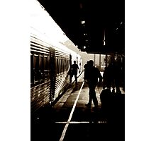 Taree Train Station Photographic Print