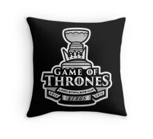 A Real Game of Thrones Throw Pillow