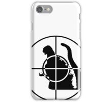 Global Enemy - Kaiju - no text iPhone Case/Skin