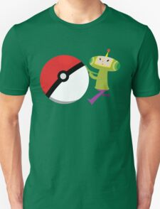 Prince and a Pokéball Unisex T-Shirt