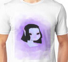 dark animu elf Unisex T-Shirt