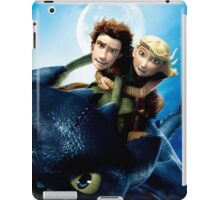 How To Train Your Dragon 07 iPad Case/Skin