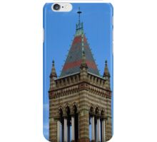 New Old South Church Tower in Boston iPhone Case/Skin